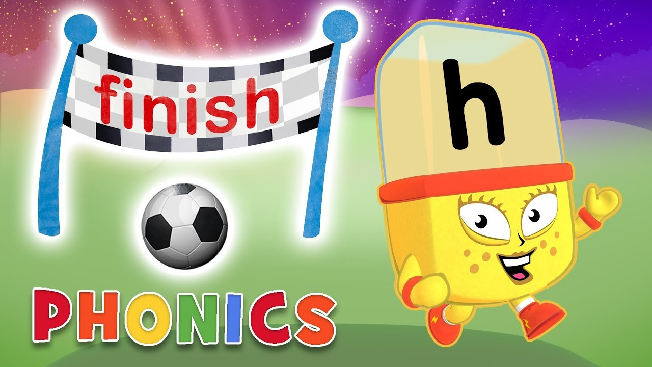 Alphablocks - Phonics | Learn to Read | Word Magic - YouTube
