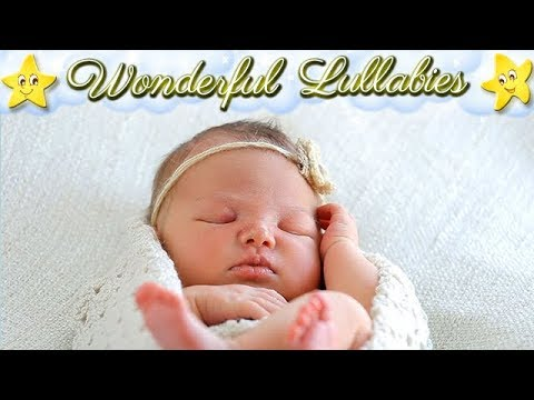 1 Hour Super Soothing Hush Little Baby ♥ Brahms Bedtime Musicbox Lullbay ♫ Mozart Twinkle Tiwnkle