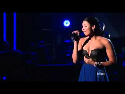 Jordin Sparks Gets Bobbi Kristina In Tears After Performing I WILL ALWAYS LOVE YOU