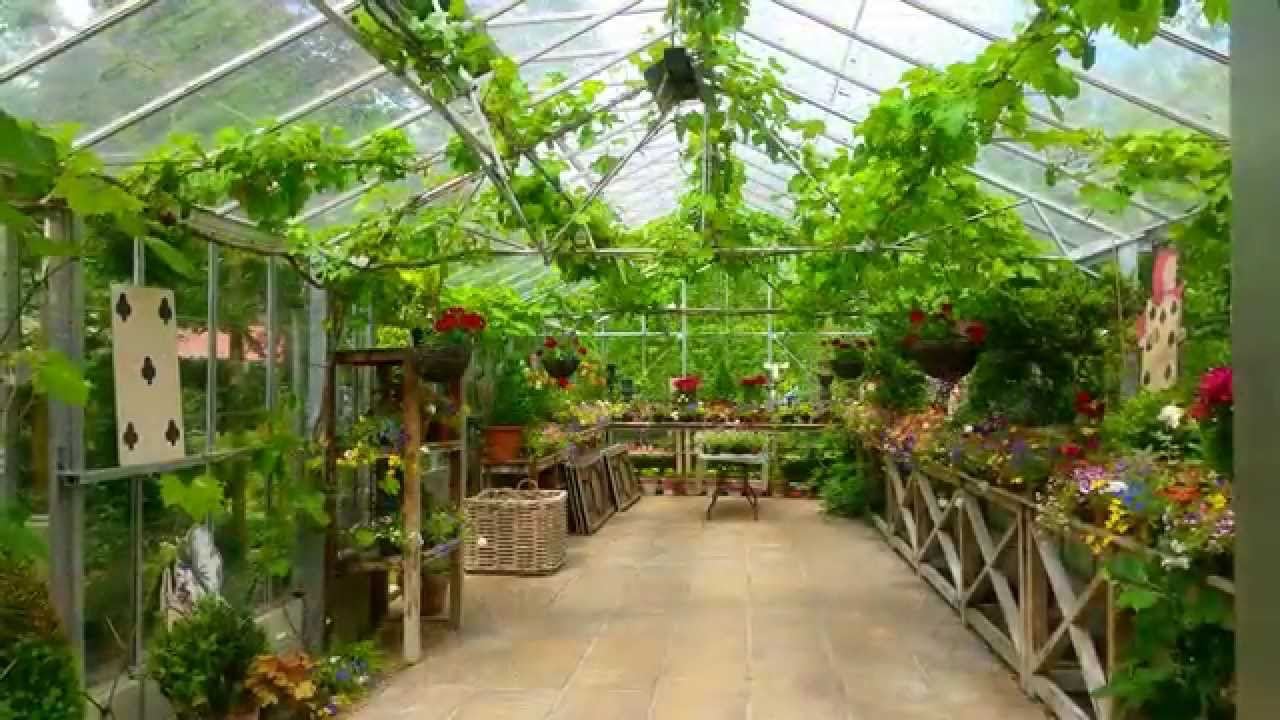 West Green House Garden   YouTube