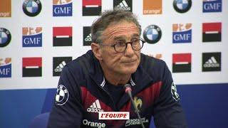 Rugby - XV de France : Belleau-Dupont en charnière face aux All Blacks