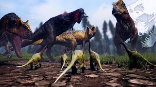 """The Thumbnail Is REAL! - Tiny Dinosaurs, """"Zombie Dinosaur?"""" & BREAKING The Isle! - The Isle Gameplay"""