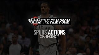 Stagger Decoy || Spurs Actions
