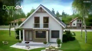 4M540 Проект дома с мансардой 8 на 10, 130 квадратов(, 2015-12-23T23:25:19.000Z)