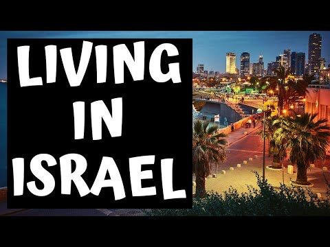 Living In Israel Without Speaking Hebrew - Moving From America To Israel