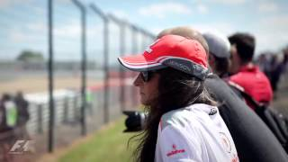 Round 9: 2014 Formula 1 Great Britain Grand Prix Official Race Edit HD