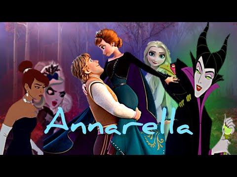 Non/Disney Annarella(Cinderella)• Perfectly Perfect Part 1