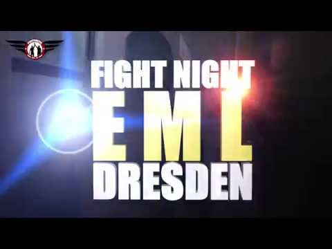 EML - Fight Night Dresden Trailer