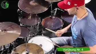 Die ersten Grooves (Teil 1) für Schlagzeuganfänger
