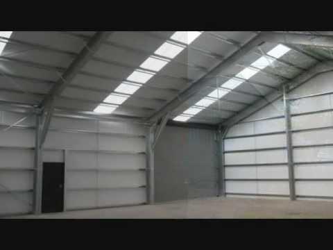 CustomFITT Steel Buildings - Warehouse