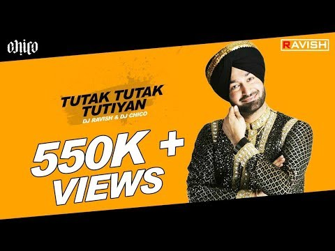 Malkit Singh - Tutak Tutak Tutiyan (DJ...