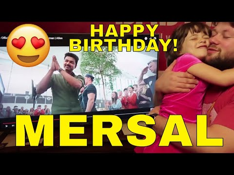 MERSAL TAMIL Teaser Reaction!!!