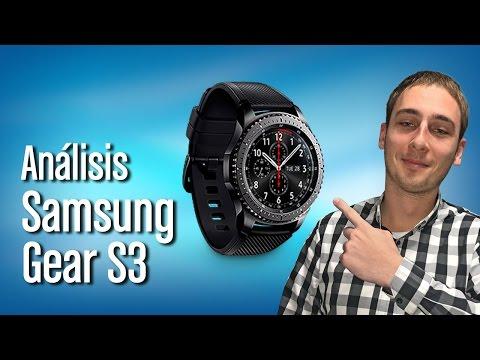 Samsung Gear S3, análisis y opinión completas en español