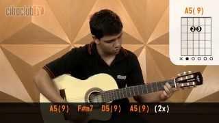 Codinome Beija-Flor - Cazuza (aula de violão simplificada)