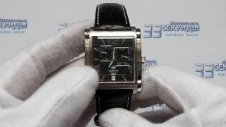 Orient FETAC004B0 часы мужские механические видео обзор
