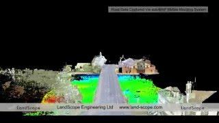 Survey of a Five Span Bridge - 3D Scanning Sonar