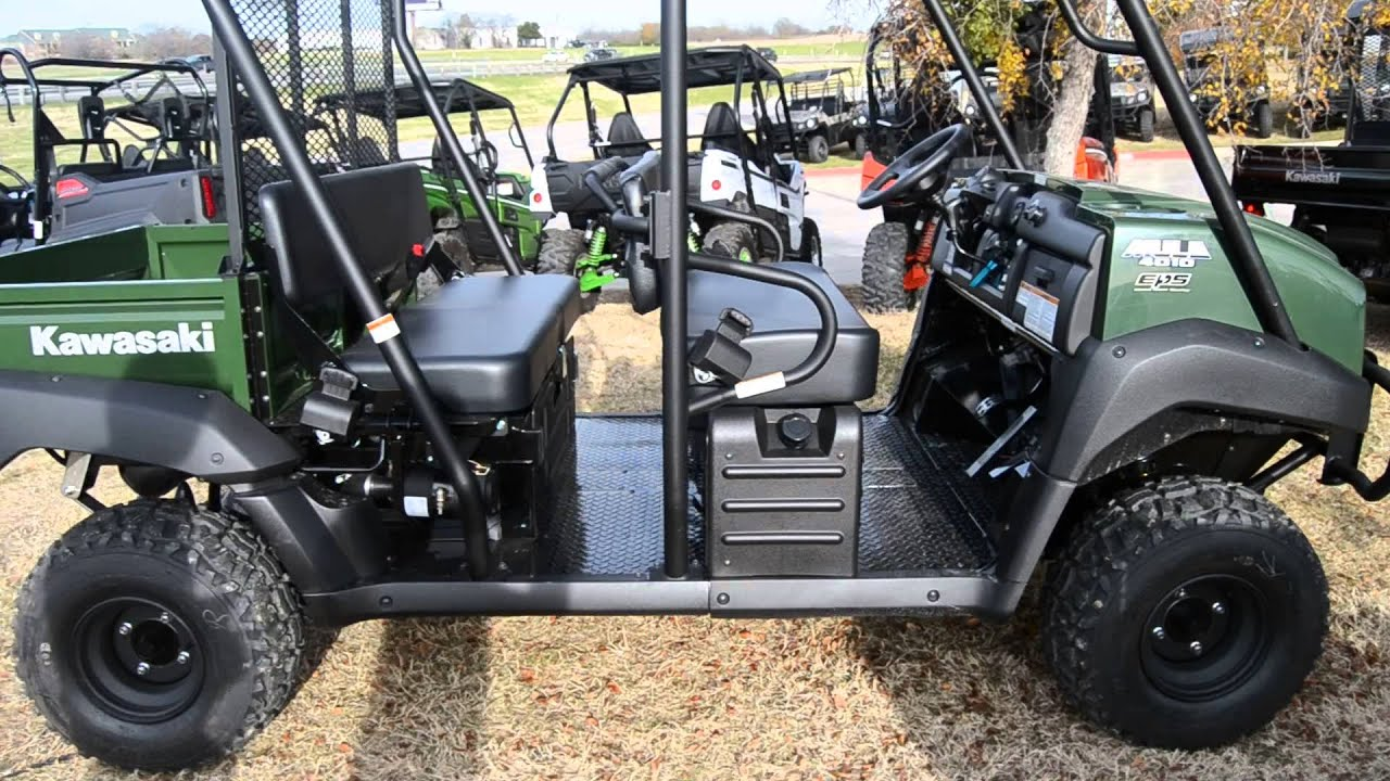 2016 kawasaki mule 4010 trans 4 for sale freedom powersports fort worth texas youtube. Black Bedroom Furniture Sets. Home Design Ideas