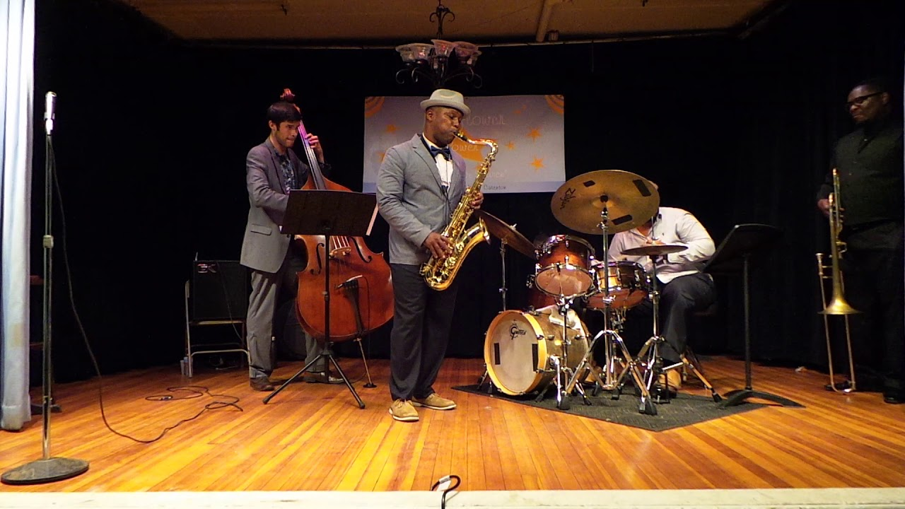#1 JD Allen with The Phil DeGreg Trio @ THE GREENWICH