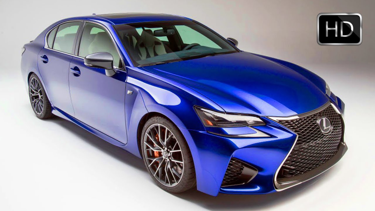 Lexus Gs F Sedan With Liter Engine Design Hd