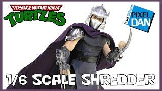 Shredder Teenage Mutant Ninja Turtles DreamEX 1/6 Scale Figure Video Review(, 2017-01-15T22:17:43.000Z)