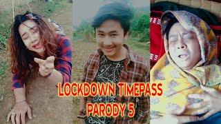 LOCKDOWN TIMEPASS PARODY 5