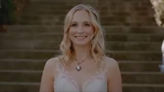 Свадьба Керолайн и Стефана