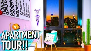 NYC Apartment tour 2017!