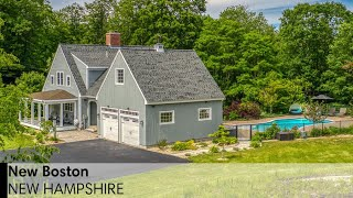 Video of 190 Carriage Road | New Boston, New Hampshire real estate & homes by Marianna Vis