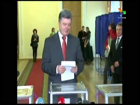 Poroshenko's pro-EU party maintains power in Ukraine after elections