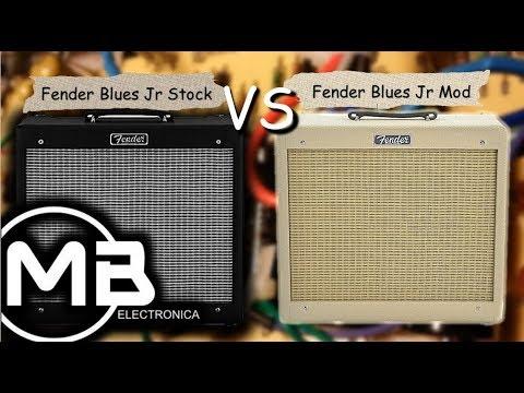 vox ac 15 vs fender blues junior iii doovi. Black Bedroom Furniture Sets. Home Design Ideas