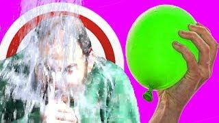 TAM İSABET - Hedefi Vur - Arkadaşını Sırılsıklam Islat