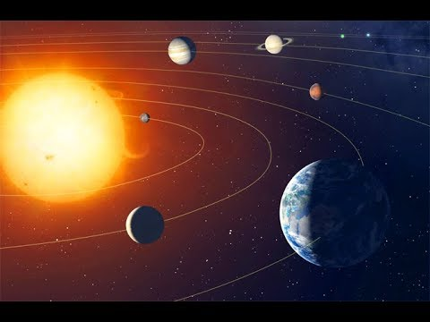 Easy Science: Inner Solar System Introduction - Full Lecture (1080p HD)