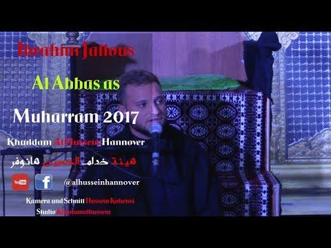 Ibrahim Jallous Vortrag auf deutsch Al Abbas