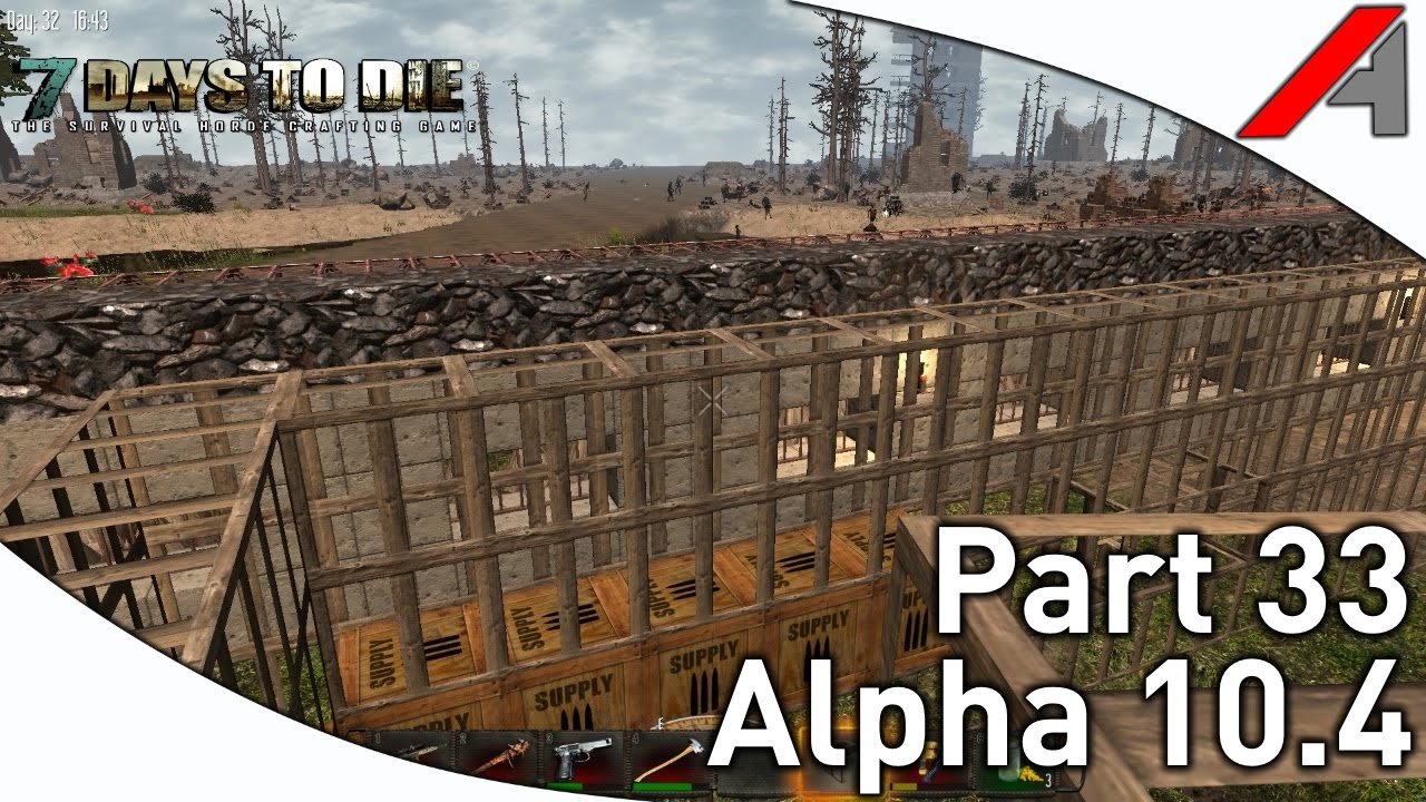 Days To Die Building Support