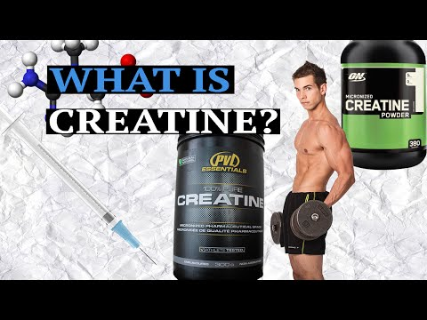 Creatine, What is It?