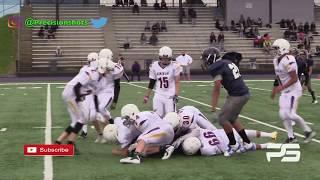 Showalter Vikings vs. Cascade Cougars Middle School (Highlight Reel) 2019