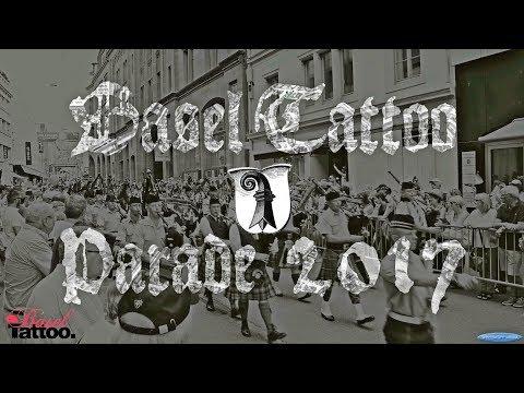 Basel Tattoo Parade 22.07.2017