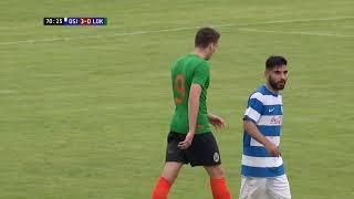OSIJEK vs LOKOMOTIVA 3:1 (finale, Hrvatski nogometni kup za juniore 18/19)