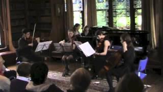 Dmitri Shostakovich Piano Quintet in G minor, op. 57, Aether Quintet