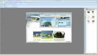 Visual Building Tutorial 1 Part 1 - User Interface