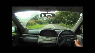 03 03 Nissan X Trail 2.2 Diesel Sport Test Drive 4
