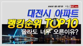 대전아파트 매매 랭킹순위, 대전부동산을 알려며 클릭해주…