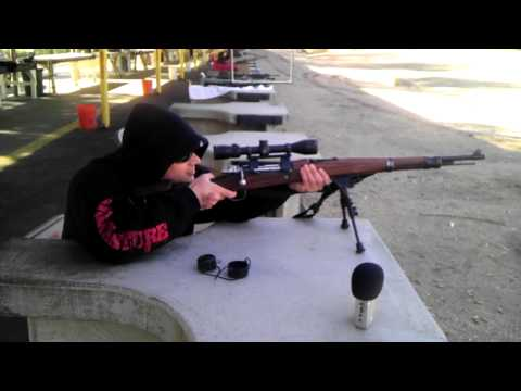 DDLT Shooting the 8mm Mauser