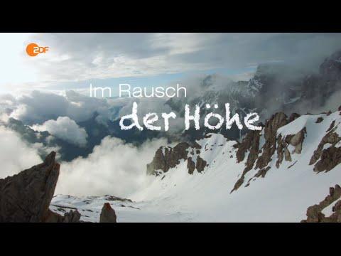 Im Rausch der Höhe - Zu Fuß über die Alpen (ZDF Doku)