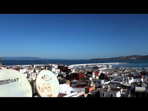 Call To Prayer From Rooftops Of Tangiers
