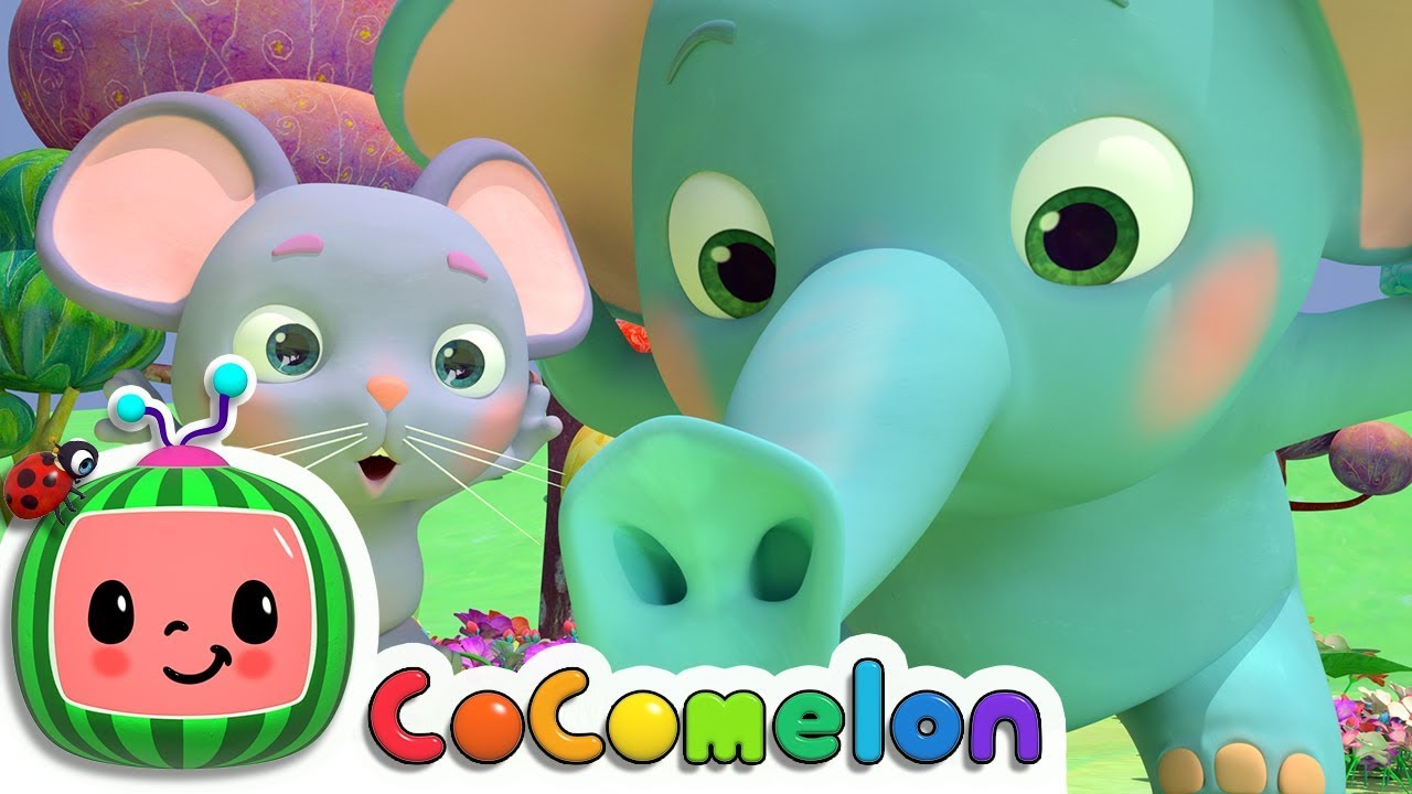 The Sneezing Song | CoComelon Nursery Rhymes & Kids Songs