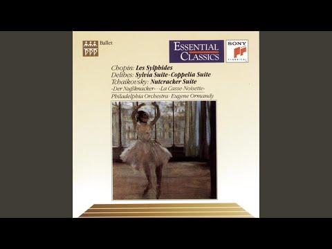 The Nutcracker, Op. 71: d) Danse Arabe: Allegretto