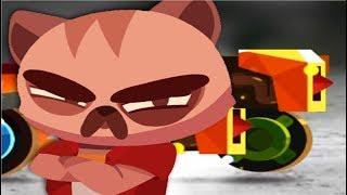 Котячий конструктор бойових машин C. A. T. S #27 гра мультик Crash Arena Turbo Stars #Мобільні ігри