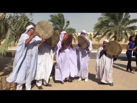 Travel In Algeria : La Gazelle D'Or à Oued Souf