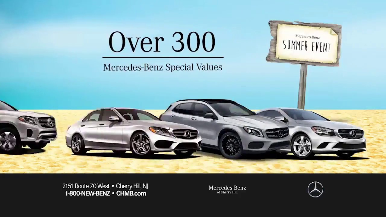 Mercedes Benz Of Cherry Hill   Summer Event June 2017